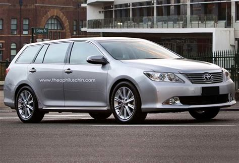 toyota wagon toyota camry wagon rendered car carsguide