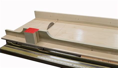 table  crosscut sled easy   big jon peters