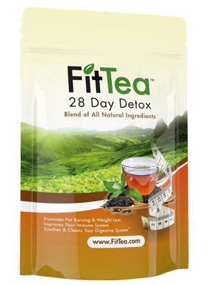 28 Day Detox Medium by Fit Tea Review Lifestyle Updated