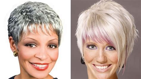 23 easy short hairstyles for older women you should try 23 easy short hairstyles for older women you should try