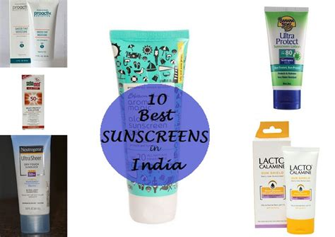 top 10 best sunscreens in 2014 reviews top10thebest hairstyles 10 best sunscreens in india oily skin dry skin with