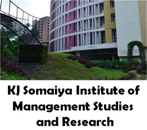 Somaiya Entrance Test For Part Time Mba by Kj Somaiya Institute Of Management Studies And Research