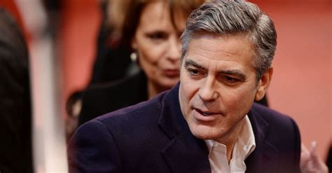 George Clooney Slams by George Clooney Slams Daily Mail In Op Ed Completely