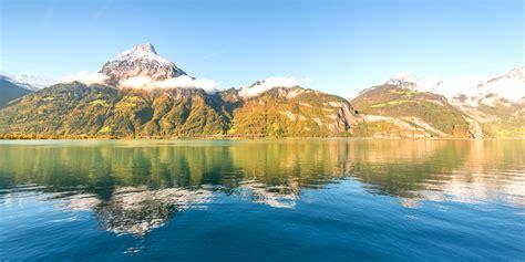dive site dive site lake lucerne scuba diver