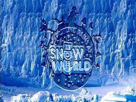 snow world mumbai youtube