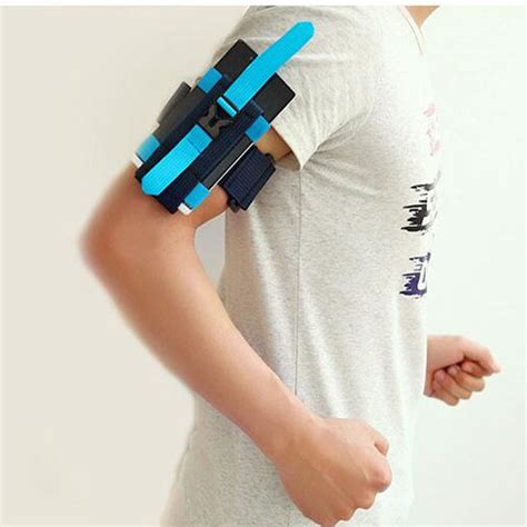 Sports Arm Pouch sports running arm bag pouch cell phone wrist bag