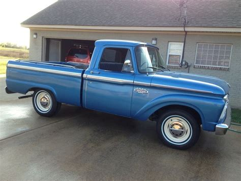1966 Ford F100 For Sale by For Sale 1966 Ford F100 All Original 1966 Ford F100 For
