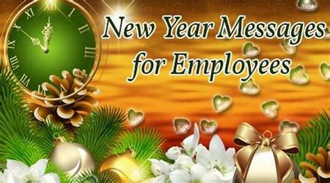 new year messages for employees new year wishes to employees