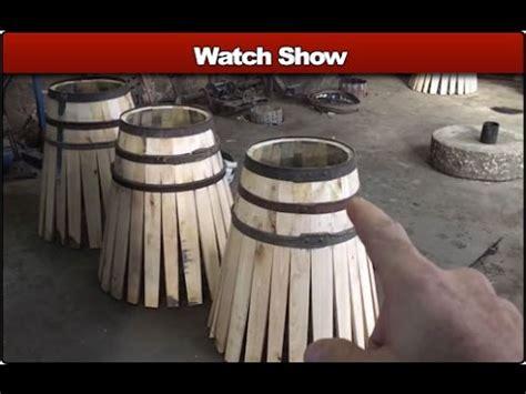 the american innovator how to make a wine barrel porto