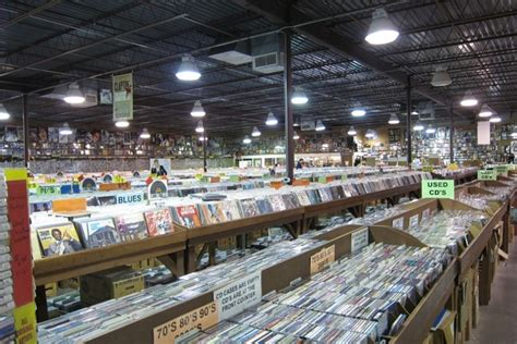 Birth Records Dallas Tx America S Greatest Record Stores Dazed