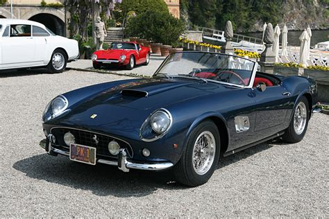 250 gt swb california spyder chassis 2561gt