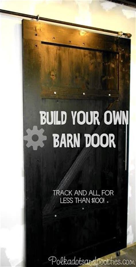 Build Your Own Sliding Door Woodworking Projects Plans Build Your Own Barn Door