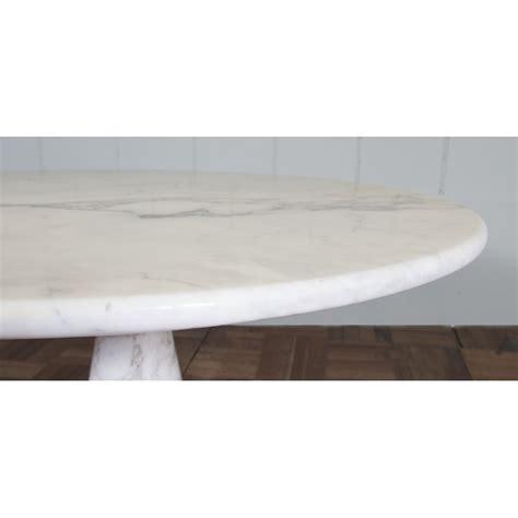 carrara marble dining table carrara marble dining table angelo mangiarotti 1969