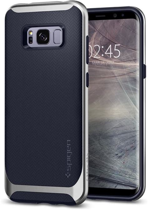 Spigen Hybrid For Galaxy S8 bol spigen neo hybrid for galaxy s8 silver arctic