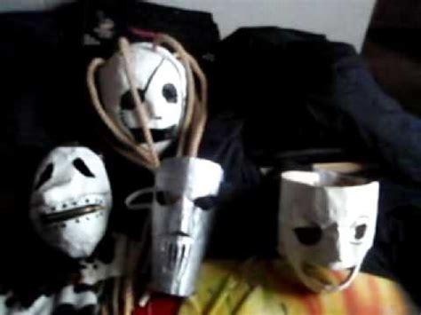 imagenes nuevas mascaras slipknot mis mascaras de slipknot youtube
