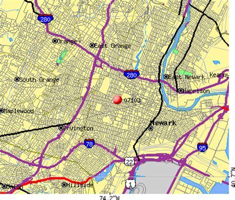 zip code map jersey city newark zip code map my blog