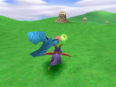 spyro the dragon egg thieves papo493