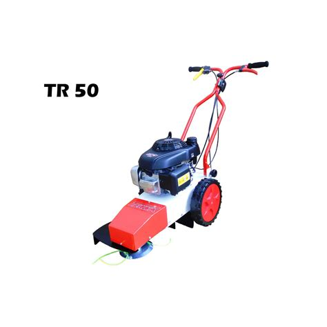 and the tr wheeled brush cutters tr 50