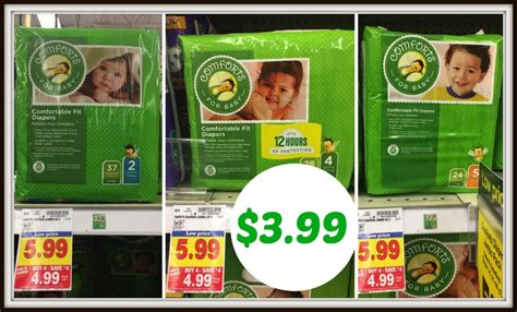 comforts for baby diapers comforts for baby jumbo pack diapers or training pants as