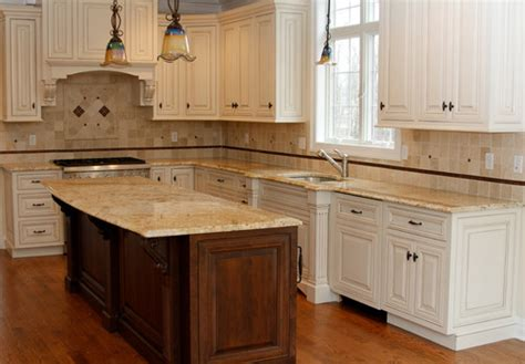 Colonial Countertop by Colonial Gold Granite Granite Countertops Granite Slabs
