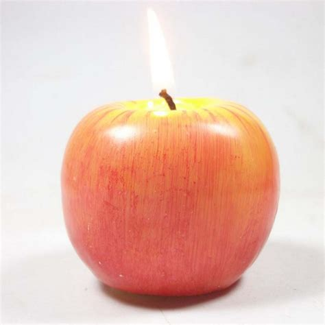 Apple Candle buy wholesale apple shaped candles from china apple