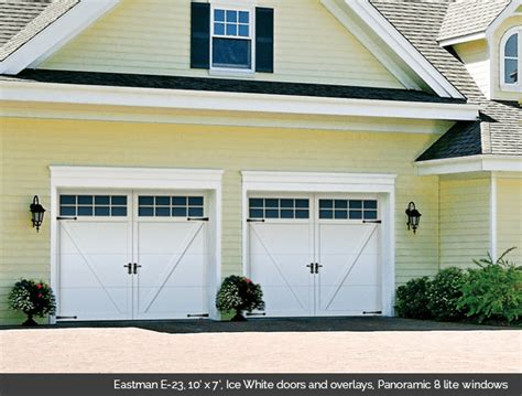 Garaga Doors by Eastman E 23 Design From Garaga Garage Doors