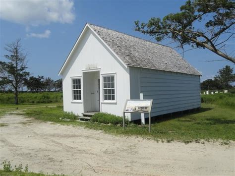 Portsmouth Island Nc Cabin Rentals by Post Office And General Store