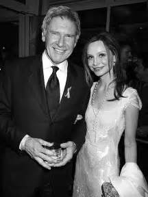 Harrison Ford Calista Flockhart Marriage Harrison Ford Calista Flockhart Ally Mcbeal And All