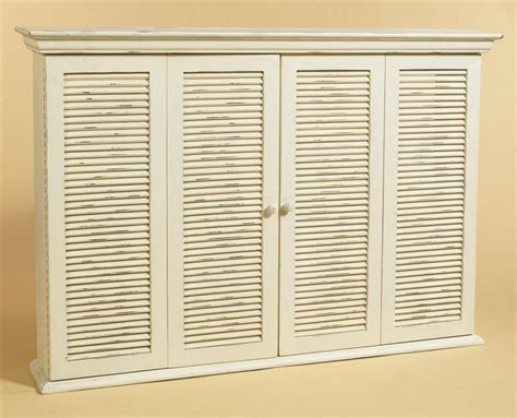 shutter tv wall cabinet lcd tv cabinet w shutter style doors tvs doors and tv
