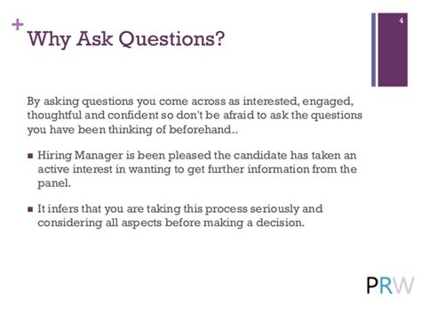Hiring A Manager Questions Questions To Ask The Hiring Manager