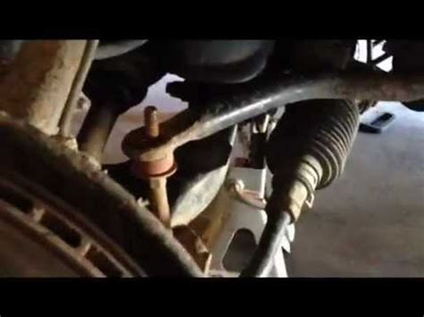 Toyota Vios Bushing Arm Front Kecil Phk Part 48654 0d040tmc how to replace sway bar bushings 1996 2002 toyota 4runner