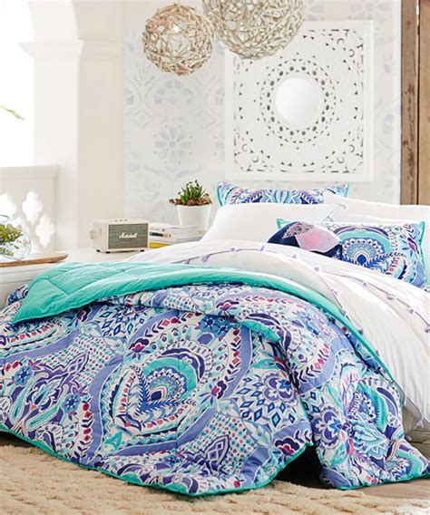 comforters for teens teen girl comforter totally trellis teen bedding