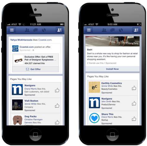 faceboock mobile mobile advertising nanigans advertising