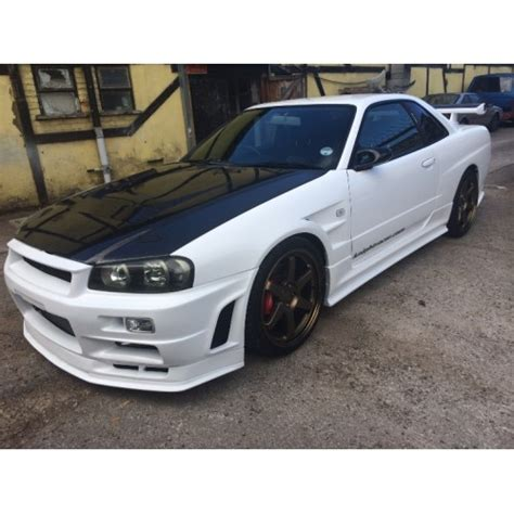 Nissan Of The East Side by Nissan Skyline R34 Gtt East Spec 2 Side Skirts With