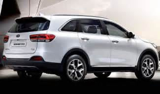 2015 kia sorento revealed in australia early next year