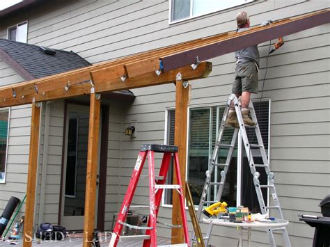 Building A Roof Over A Patio 1410 Bengfa Info How To Build A Roof A Patio