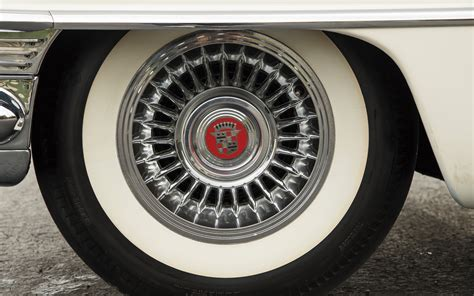 Wheels Cadillac 1955 cadillac eldorado wheel photo 9