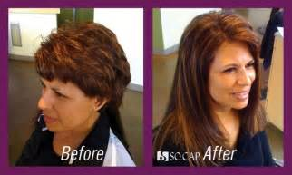 before and after picuters of to hair hair extensions before and after pictures for short hair