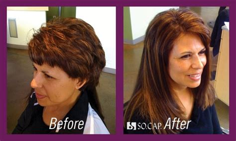 haircut before extensions hair extensions before and after short hair hair