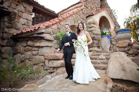 mt. woodson castle wedding kevin and kazuko by david