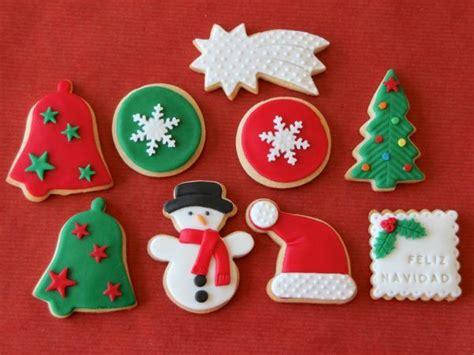 decoracion galletas de navidad recetas de galletas de navidad f 225 ciles y r 225 pidas