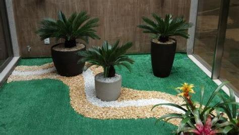 jardim decorado pedras e grama grama sint 233 tica para jardim tudo o que voc 234 precisa saber