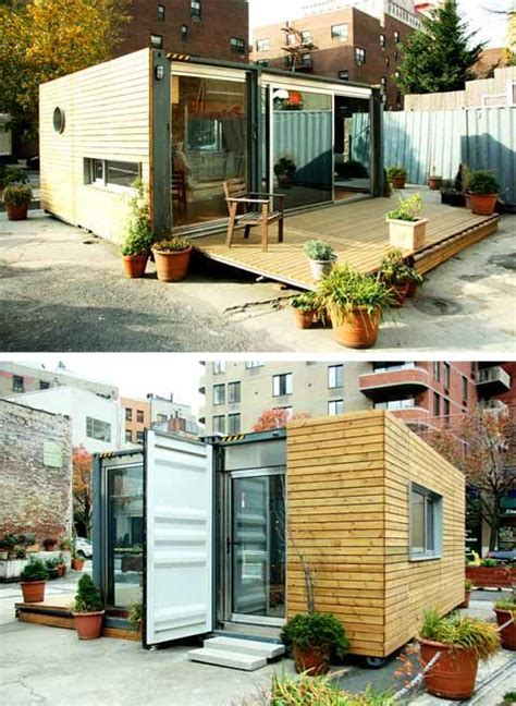 Small Homes New York Design Inspiration Amazing Shipping Container Homes
