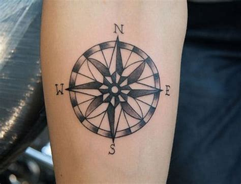 compass tattoo art best 24 compass tattoos design idea for men and women