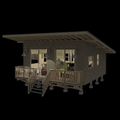 Weekend Cabin Plans by Weekend Cabin Plans