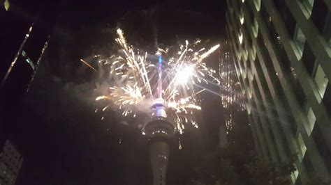 new year fireworks auckland new year 2017 fireworks at sky city auckland new zealand