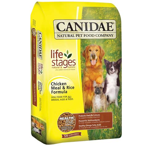 canidae puppy food canidae chicken rice food 5 lb