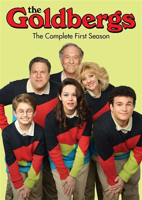 now that you re back series 1 the goldbergs dvd news release date for the goldbergs