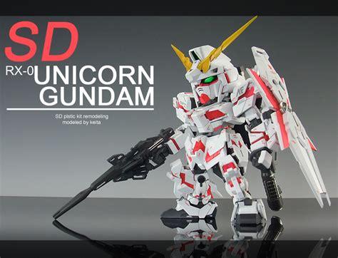 Sd Gundam Unicorn Banshee sd gundam unicorn and banshee junior s hobby
