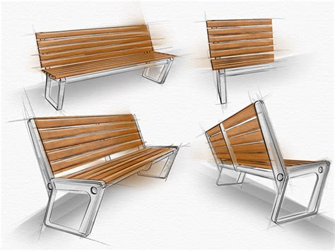 urban couches urban furniture on behance